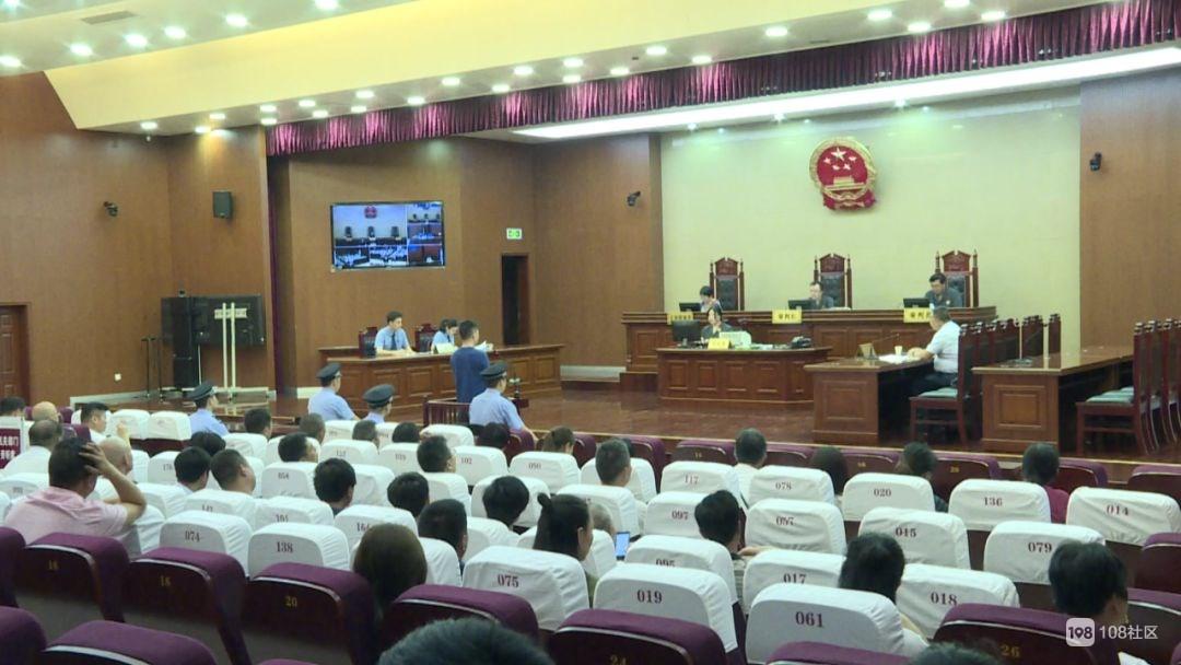 新昌首例恶势力保护伞公开宣判!原双彩乡乡长被判…