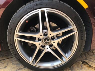 【转卖】245   35  R18米其林轮胎