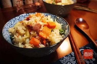 这顿饭,很夏天,一个电饭锅就可以搞定,不闻油烟也可以吃很好