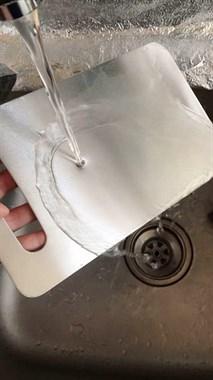 【转卖】304不锈钢防霉菜板10元