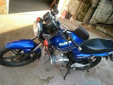 【转卖】铃木125摩托车转让
