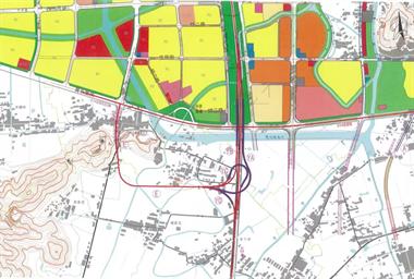 台州要增设一处高速公路互通工程!