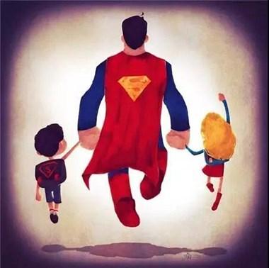 父亲节短视频征集 | 我的爸爸是超人!