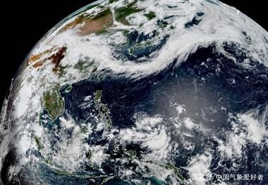 第3号台风要来了?超级计算机:台风信号强烈路径有变数