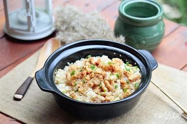 米饭只加这2样,没肉没菜能吃饱!