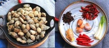 鲜嫩多汁的爆炒花甲,做法简单,香辣可口,好吃到停不下筷子!