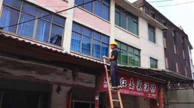 衢州这个村厉害了!一天拆除57处,面积达2300多平