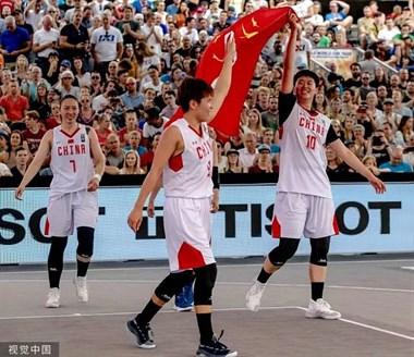草根球员撑起中国3X3篮球 他们距离职业联赛还有多远?