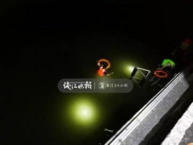 深夜小伙从西湖断桥一跃而下!现场打捞3小时,遗憾的是…