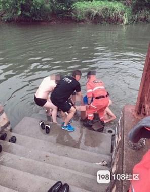 15岁男孩溺水被捞起续:看哭德清宁!时间太长人已经没了…