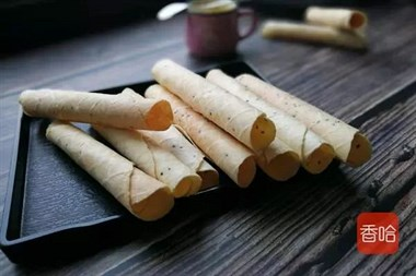 筷子搅一搅,轻松做出少油酥脆的鸡蛋卷