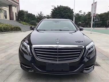 18款奔驰S400售价40万黄江皇江豪车