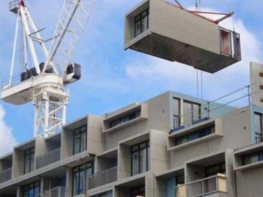 """某楼盘已经是""""装配式建筑""""?搭积木一样建好的房你敢住吗?"""