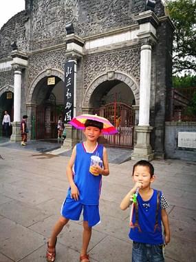 瓷都女子带俩娃穷游北京!这些著名景点都去了!攻略奉上