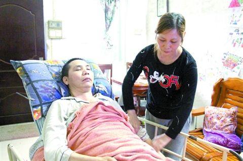 衢州女子法院起诉离婚,竟是要带着瘫痪老公去改嫁!