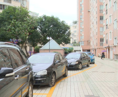 城区又要新增400多个车位,嵊州老司机有福了!位置就在…