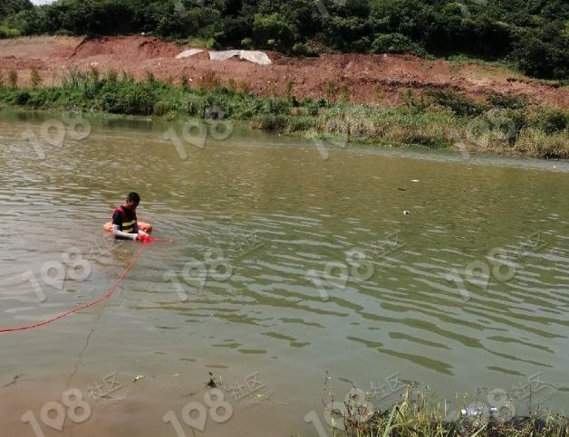 社过啊!丁家园网红地一男孩不慎落水溺亡,已被打捞上岸