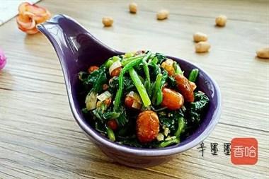 菠菜的营养价值超乎想象,这样吃,口感清爽、开胃健康