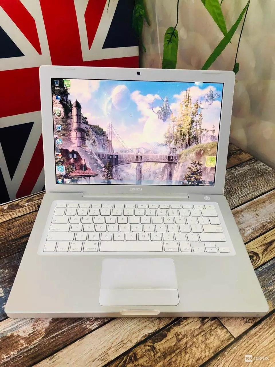 【转卖】苹果笔记本电脑