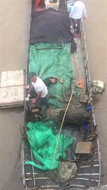 一贵州男子因找不到工作在朱家尖跳海轻生  被热心人救上岸