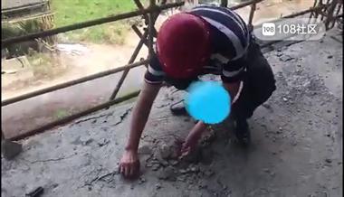 1.7亿项目的水泥,竟一捏就碎...爆点随处可见!