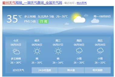 台风批发模式开启!快看衢州接下来的天气!