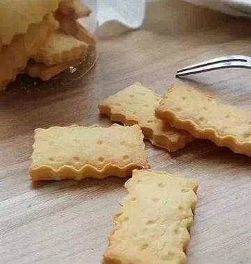 奶酪小饼干