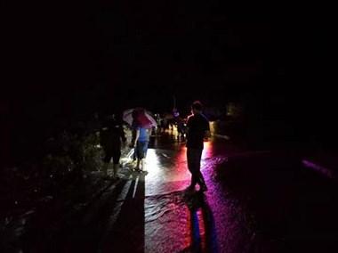 """台风""""利奇马""""远离德清!对本地影响减弱,今日6时已至江苏"""