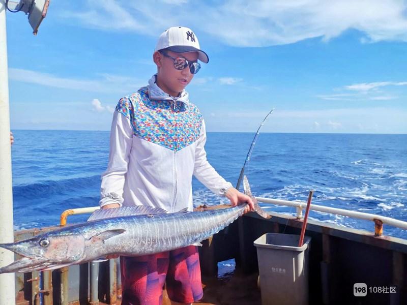 西沙群岛日常海钓