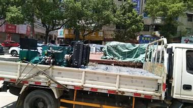 【转卖】临海供电局采购的30—50kw发电机