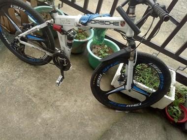 【转卖】自行车,多档调节