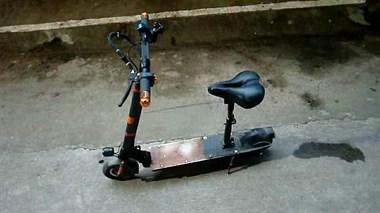 【转卖】代驾滑板车出售