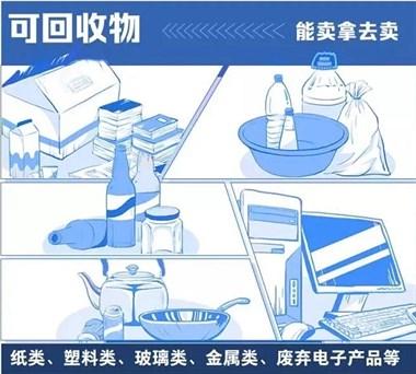 11月1日起实施!逼疯上海人的垃圾分类要来诸暨了