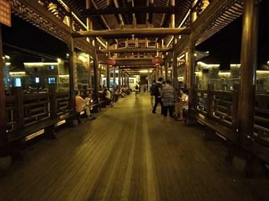瑶里夜景超美的!正在办江西森林旅游节 不用门票哦
