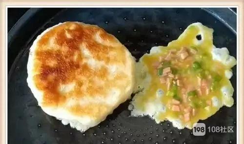 1碗面粉3个鸡蛋,不炸不蒸,营养又健康
