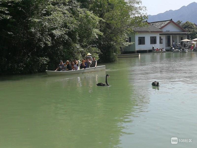 杭州夏季周边旅游攻略,来垂云通天河避暑真不错~