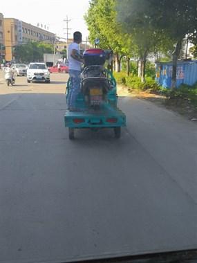 电动车载重