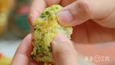花椰菜炒饭改版啦!谁吃谁瘦,超级低脂