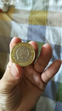 【转卖】建国70周年纪念币
