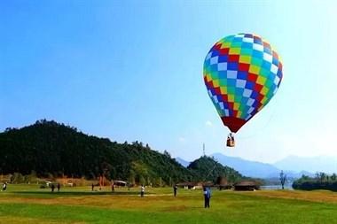 02.04号临安风之谷高空热气球、卡丁车一日游148元