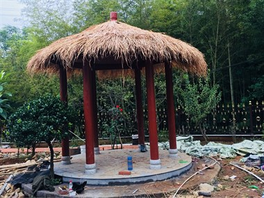 新嵊专业户外防腐木景观设计施工