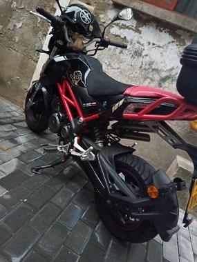 【转卖】自用贝纳利摩托车转让