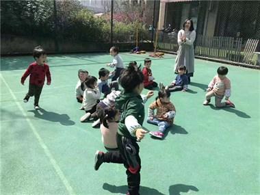 杭州拱墅区石祥西路上托班,首选好的宝贝王国