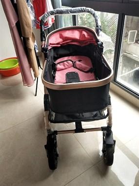 【转卖】婴儿推车
