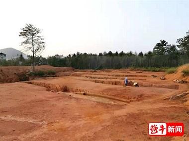 重磅!绍兴这山上发现104座古墓,最早可追溯到战国!
