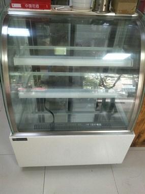 【转卖】致途蛋糕柜,冷藏柜,小型台式展示柜