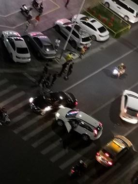 澄昌路事故