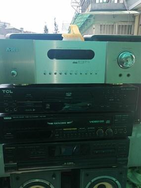 【转卖】音箱影碟机