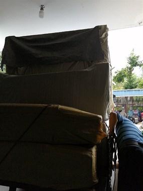 【转卖】办公沙发一大车