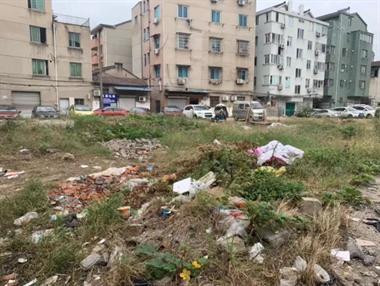 城南一拆迁,土豪都走了!大片空地全都变成了垃圾场